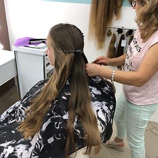 покупка волос минск