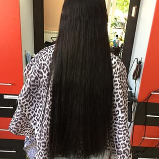 сдать волосы